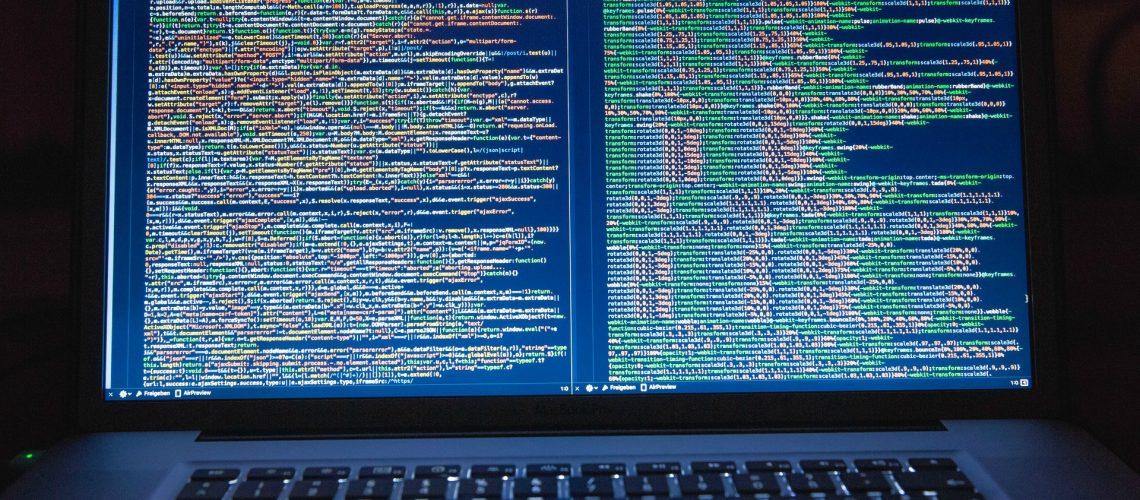 Blue Screen of Death in Silver Black Laptop (Image by Markus Spiske [CC0 Public Domain] via Pexels)