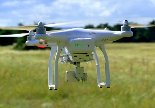 Drone (Image by Harald_Landsrath[CC0Public Domain] via Pixabay)