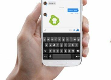 facebook messenger(image via facebook)