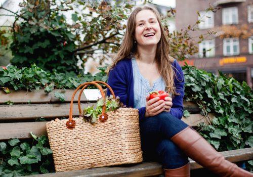 Sandra Roggow, Gründerin von Kitchennerds (Image by Mirja Hoechst)