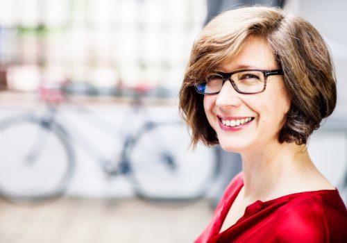 Maren Martschenko, Erste Vorsitzende der Digital Media Women (Image by Dorothee Elfring)