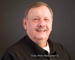 Peter Wilhelm (Image by Peter Roskothen)