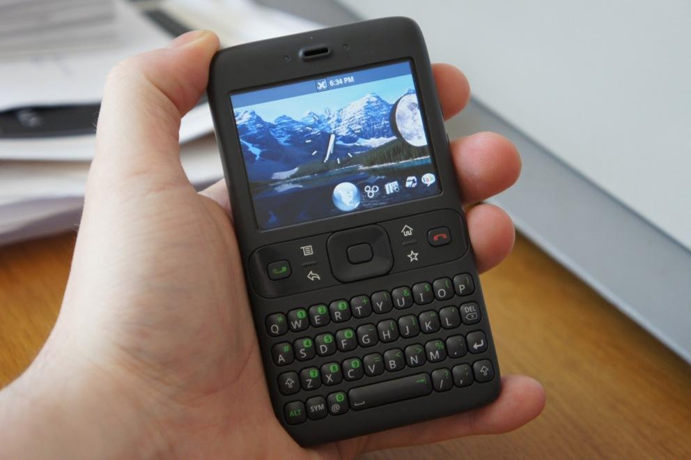 Pre-M3-Version von Google Android (Image: Steve Troughton-Smith)