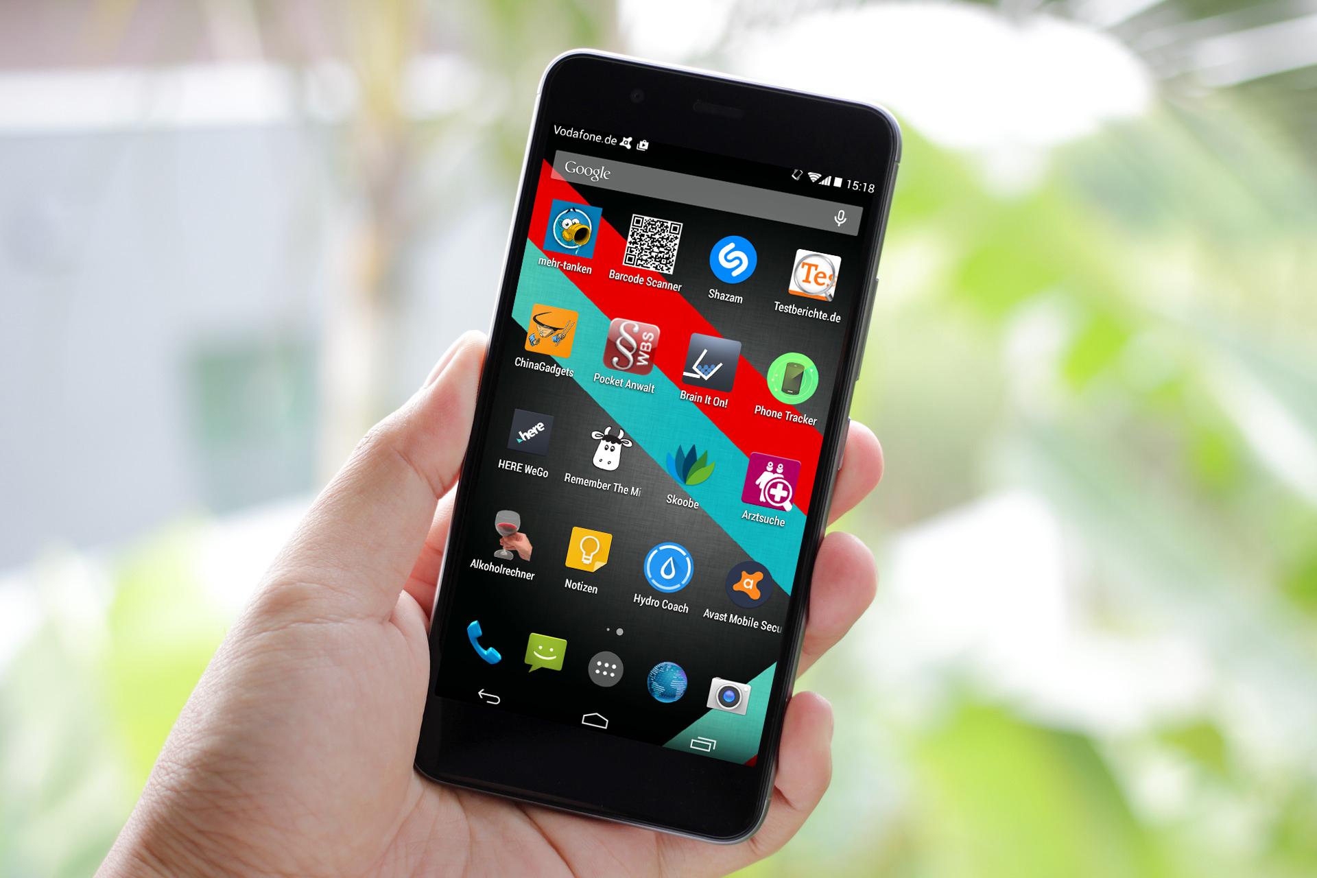15 kostenlose android apps die euren alltag optimieren. Black Bedroom Furniture Sets. Home Design Ideas