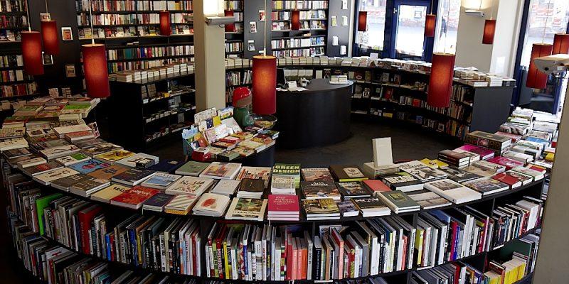 Buch, Bücher, Bücherei, Buchladen, Buchhandlung, Bücherregal, Geschäft, Schrank