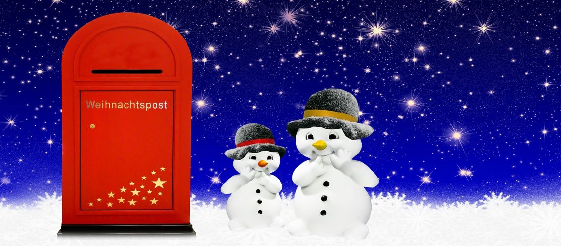 Weihnachten (adapted) (Image by Gellinger [CC0 Public Domain] via Pixabay)