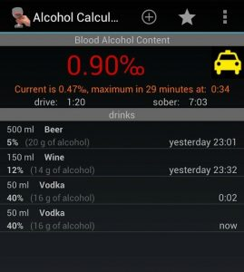 alcohol-calculator