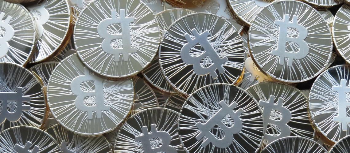 Bitcoin, bitcoin coin, physical bitcoin, bitcoin photo (adapted) (Image by Antana [CC BY-SA 2.0] via Flickr)