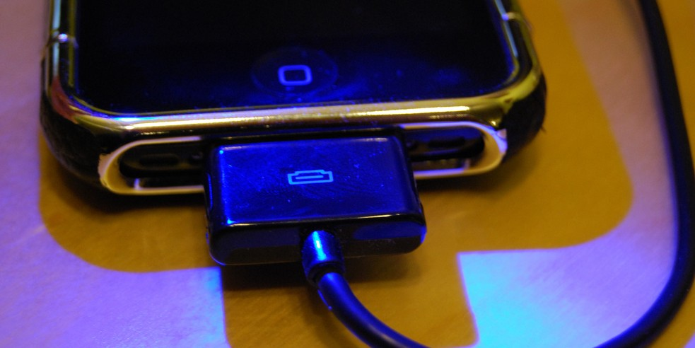 Charging (adapted) (Image by The Webhamster [CC BY SA 2.0], via flickr)