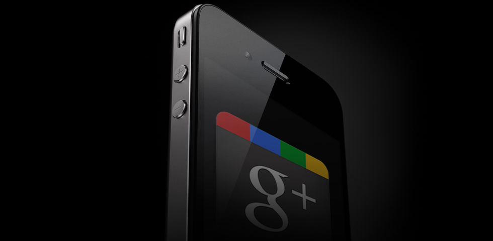 Dear Steve: Google+ iPhone (adapted) (Image by Charlie Wollborg [CC BY-SA 2.0] via Flickr)