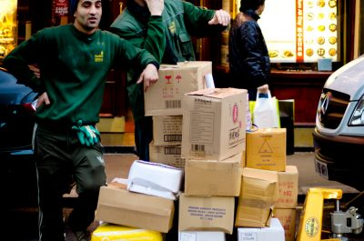 Delivery (adapted) (Image by Garry Knight [CC BY 2.0] via Flickr)