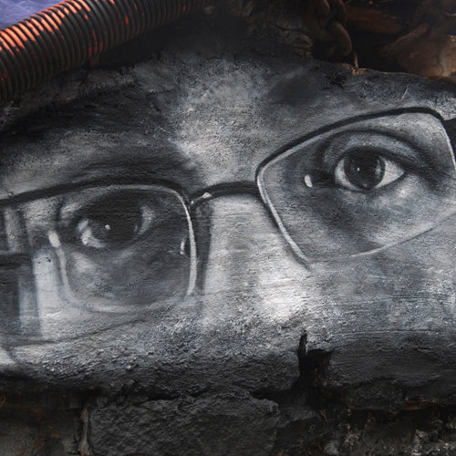 Edward Snowden eyes DDC_8315 (adapted) (Image by thierry ehrmann [CC BY 2.0] via Fickr)