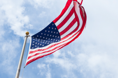 Flag (adapted) (Image by Unsplash [CC0 Public Domain] via Pixabay)
