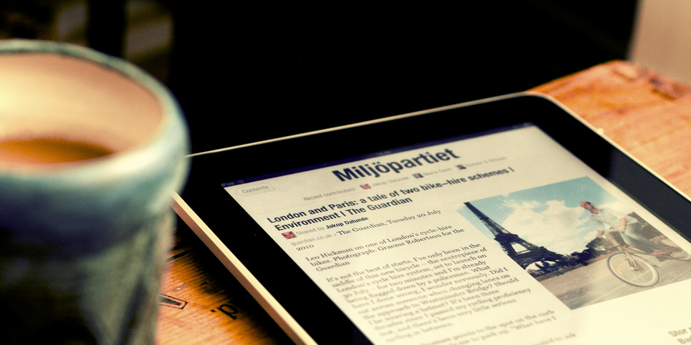 Flipboard (adapted) (Image by Johan Larsson [CC BY 2.0] via Flickr)Flipboard (adapted) (Image by Johan Larsson [CC BY 2.0] via Flickr)