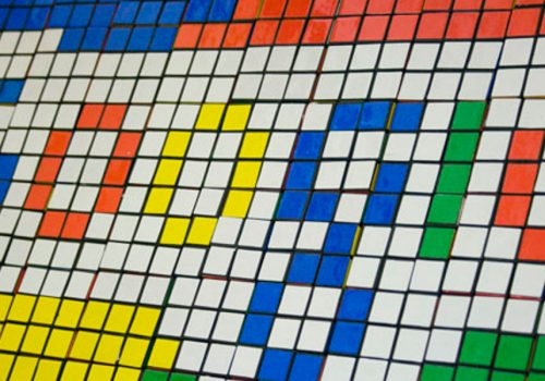 Google in rubic cubes (adapted) (Image by Sam Greenhalgh [CC BY 2.0] via Flickr)