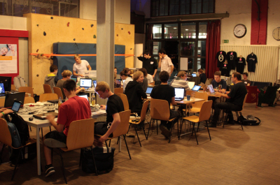 Jugend hackt26 (adapted) (Image by Open Knowledge Foundation Deutschland[CC BY 2.0] via Flickr)