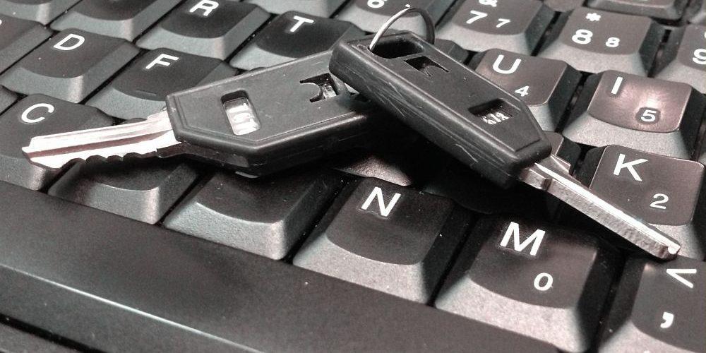 Keys on Keyboard (adapted) (Image by Intel Free Press [CC BY-SA 2.0] via Flickr)