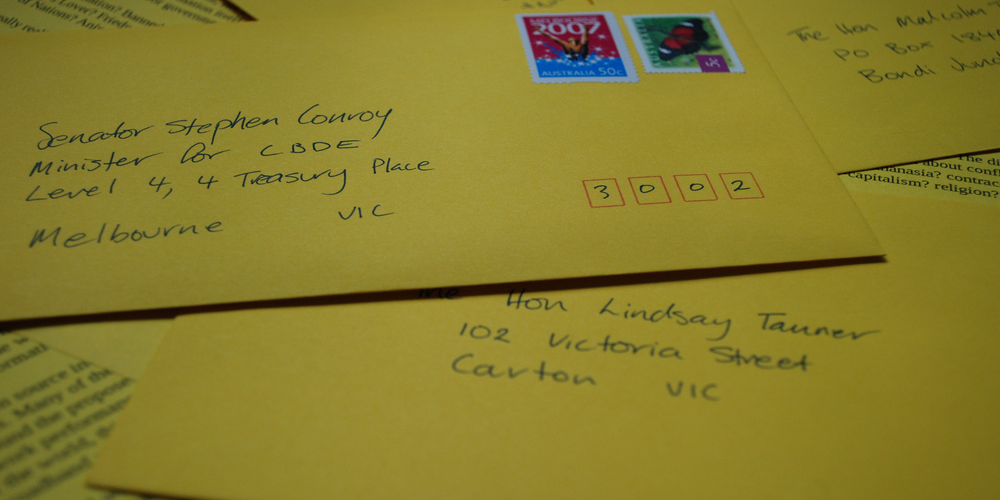 Letters to Aussie MPs - No Clean Feed Please (adapted) (Image by Donna Benjamin [CC BY-SA 2.0] via Flickr)