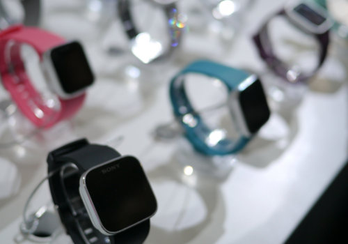 MWC Barcelona 2013 - Sony SmartWatch (adapted) (Image by Kārlis Dambrāns [CC BY 2.0] via Flickr)
