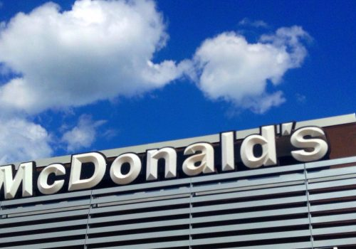 McDonald's (adapted) (Image by Mike Mozart [CC BY 2.0] via flickr)