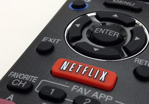 Netflix (adapted) (Image by brianc [CC BY 2.0], via flickr)