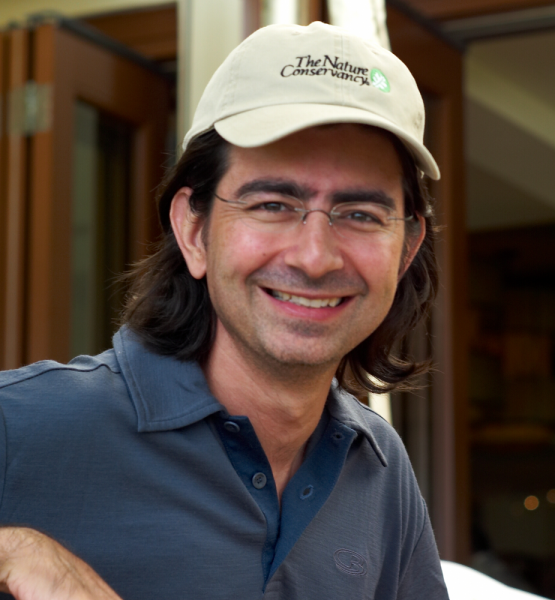 Pierre Omidyar (adapted) (Image by Joi Ito [CC BY 2.0] via Flickr)