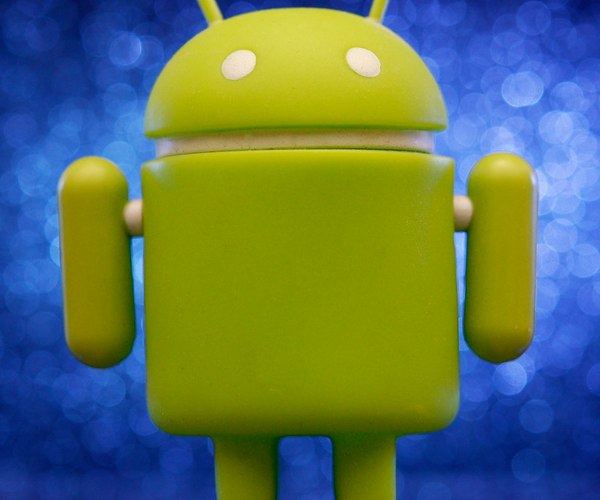 Powered By Android (adapted) (Image by JD Hancock [CC BY 2.0] via Flickr)