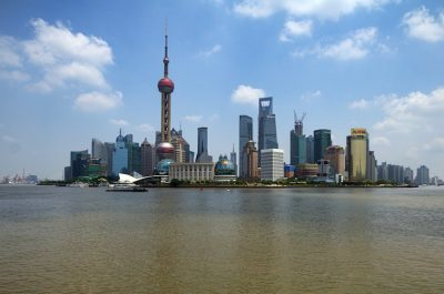 Shanghai (adapted) (Image by jo_sau [CC BY 2.0] via Flickr)