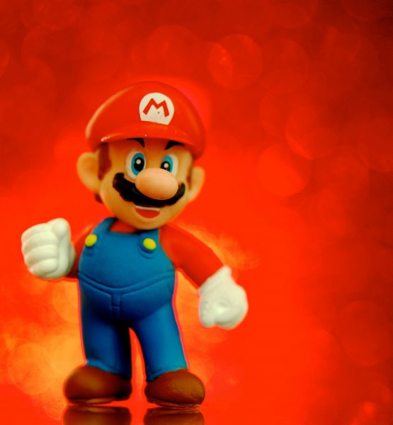 Super Blast Mario (adapted) (Image by JD Hancock [CC BY 2.0] via Flickr)