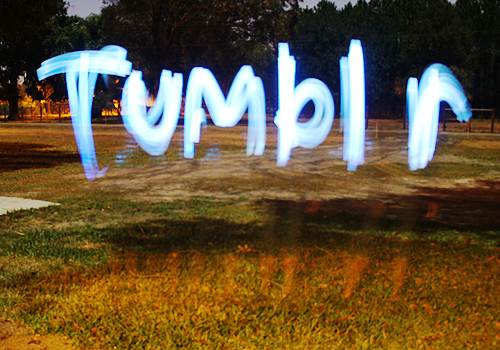 TUMBLR! (adapted) (Image by Golden Owl [CC BY 2.0] via Flickr)
