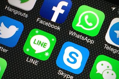 iOS iPhone (adapted) (Image by Álvaro Ibáñez [CC BY 2.0] via Flickr)