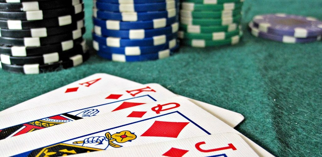 Poker (adapted) (Image by Images Money [CC BY 2.0] via flickr)