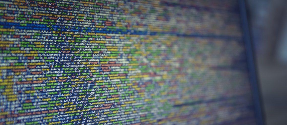 code (adapted) (Image by markusspiske [CC0 Public Domain], via pixabay)