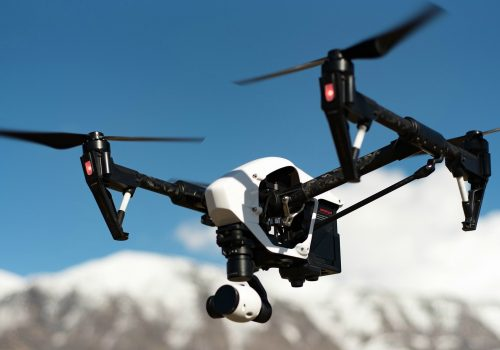 drone (adapted) (Image by Unsplash [CC0 Public Domain] via Pixabay)