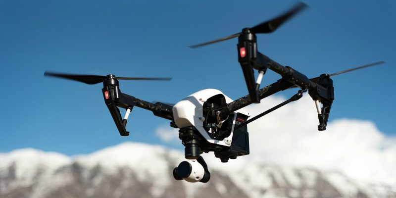 drone (adapted) (Image by Unsplash [CC0 Public Domain] via Pixabay)