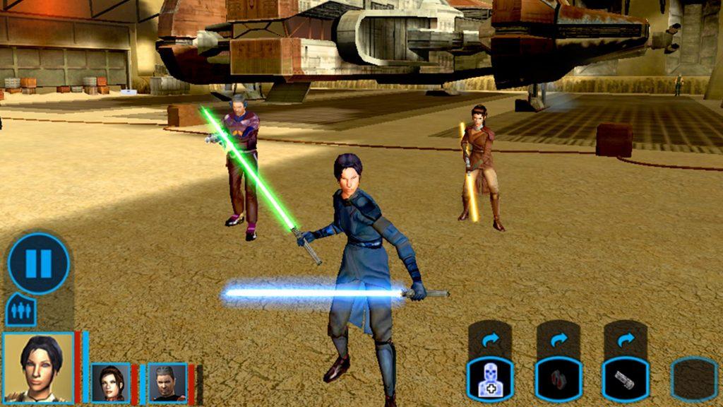 Screenshot by Aspyr Media