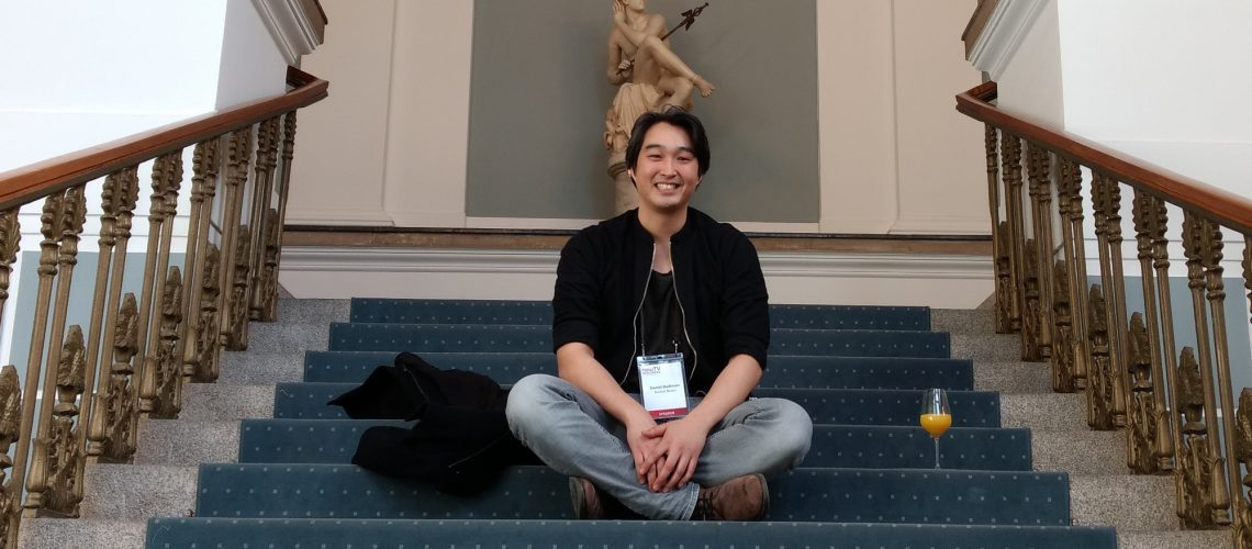 Daniel Budi Budiman (Image by Lisa Kneidl)