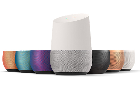 Google-Home-Colors-AP2 (adapted) (Image by Google)