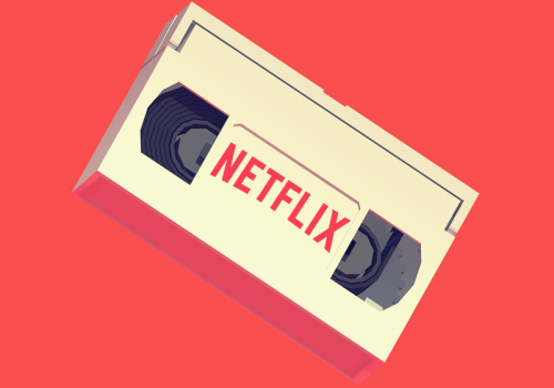 Netflix VHS (adapted) (Image by karat [CC BY 2.0] via flickr)