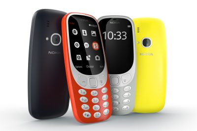 Nokia_3310_range (adapted) (Images by HMD Global)