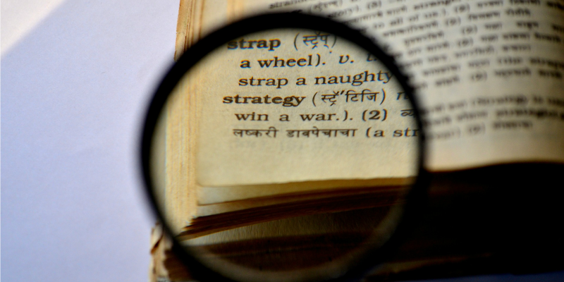 strategy (adapted) (Image by PDPics [CC0 Public Domain] via Pixabay)