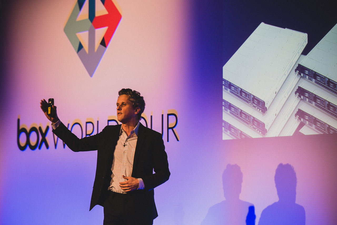 Aaron Levie (Image by Box.com)
