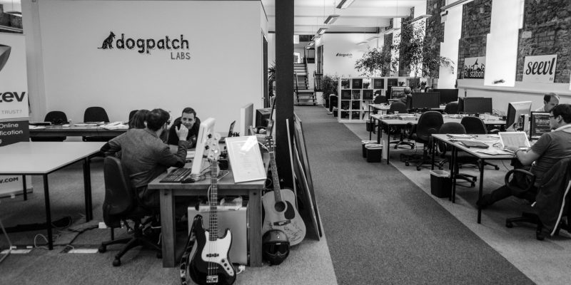 Dogpatch Labs Dublin (adapted) (Image by Heisenberg Media [CC BY 2.0] via flickr)