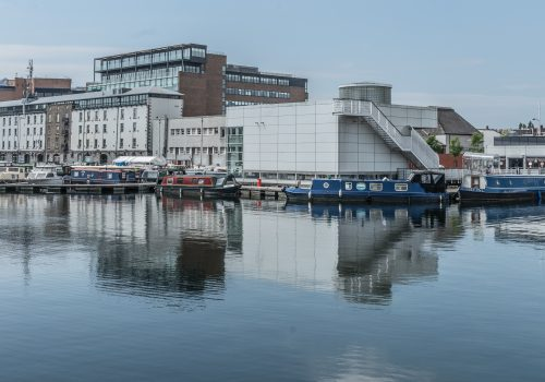 GRAND CANAL DOCK AREA OF DUBLIN [JUNE 2016]-117259 (adapted) (Image by William Murphy [CC BY-SA 2.0] via flickr)