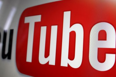 Youtube logo (adapted) (Image by Rego Korosi [CC BY-SA 2.0] via flickr)