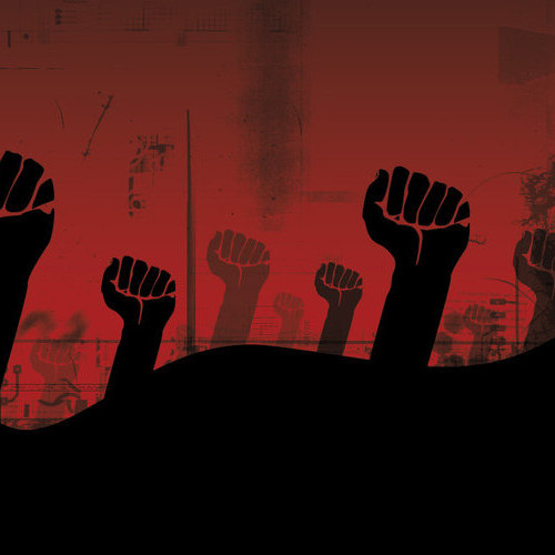revolution (adapted) (Image by keep_bitcoin_real [CC BY 2.0] via flickr)