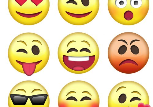Emoji (adapted) (Image by TeroVesalainen [CC0 Public Domain] via pixabay