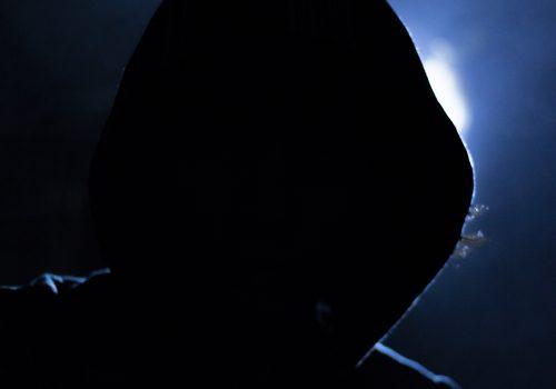 Hacker (adapted) (Image by xusenru [CC0 Public Domain] via pixabay)