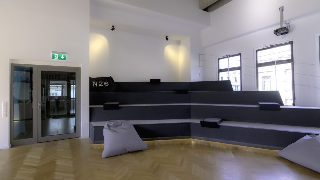 N26 Office Ballroom (Image via N26)