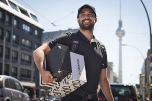 Zalando Adidas Paket Shooting